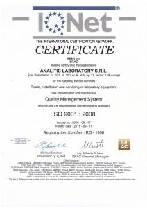 Certif IQ Net